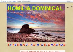 homiliadominical2.blogspot.com.br