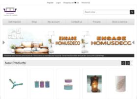 homusdeco.com