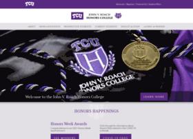 hon.tcu.edu