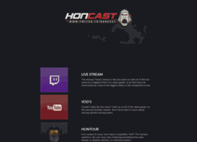 honcast.com