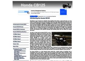 honda-cb125.com