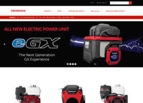 honda-engines.com