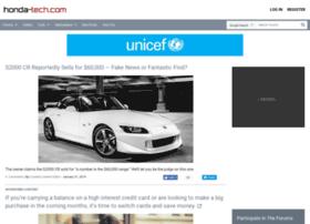 honda-tech.com
