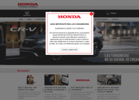 honda.com.ar