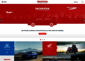 honda.com