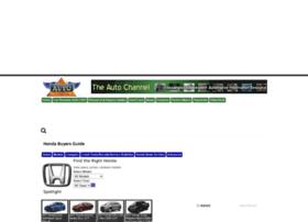 Hondabuyersguide.theautochannel.com