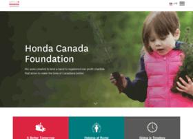 hondacanadafoundation.ca
