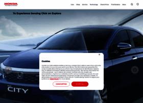 hondacarindia.com