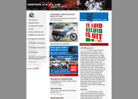 hondacx500.nl