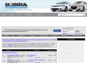 hondaforum.com
