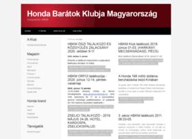 hondaklub.com