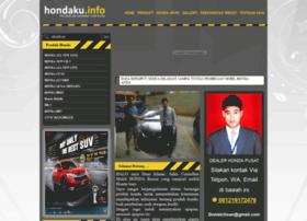 hondaku.info