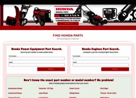 hondalawnparts.com