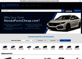 Hondapartscheap.com