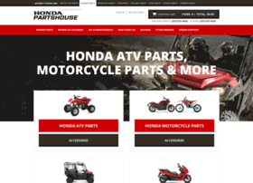 hondapartshouse.net