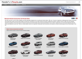hondapartspeople.com