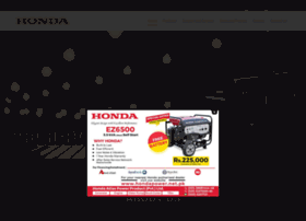 hondapower.net.pk