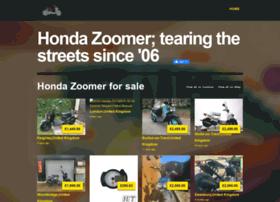 hondazoomer.co.uk