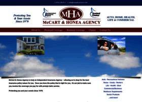 honeainsurance.com