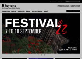 honens.com