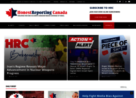 honestreporting.ca