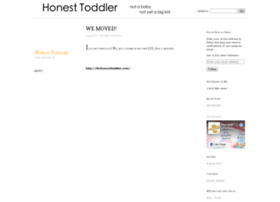 honesttoddler.wordpress.com