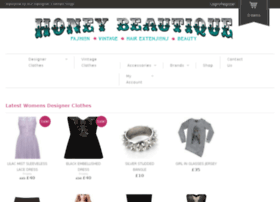 honeybeautique.co.uk