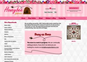 honeybeefabrics.com