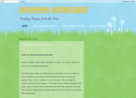 honeybeehomemaker.blogspot.com