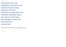 honeycoloured.com