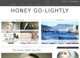 honeygolightly.com