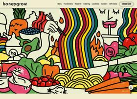 honeygrow.com