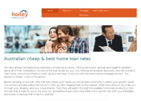 honeyhomeloans.com.au