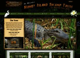 honeyislandswamp.com