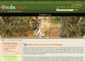 honeymoon-tours.indianluxurytours.net