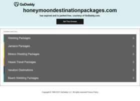 honeymoondestinationpackages.com