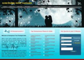 honeymoonindiapackages.com
