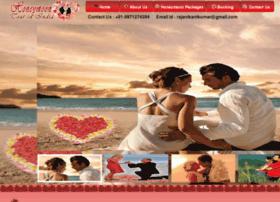 honeymoontourinindia.com