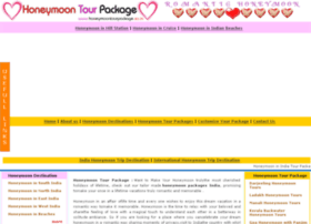 honeymoontourpackage.co.in