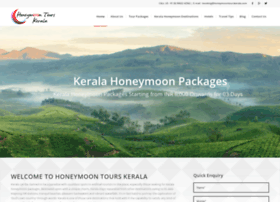 honeymoontourskerala.com