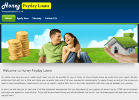 honeypaydayloans.co.uk