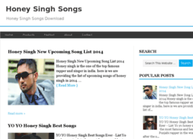 honeysinghsongs.in