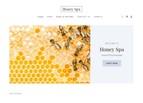 honeyspa.co.uk