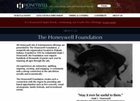 honeywellfoundation.org