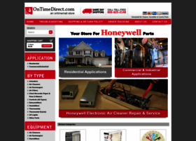 honeywellparts.com