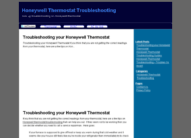 honeywellthermostattroubleshooting.com