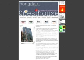 hongdaeguesthouse.com