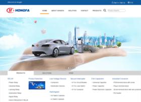 hongfa.com