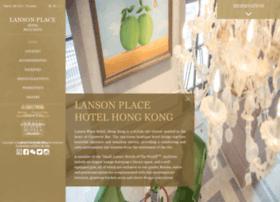 hongkong.lansonplace.com