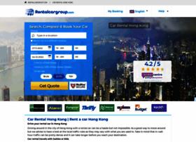 Hongkong.rentalcargroup.com